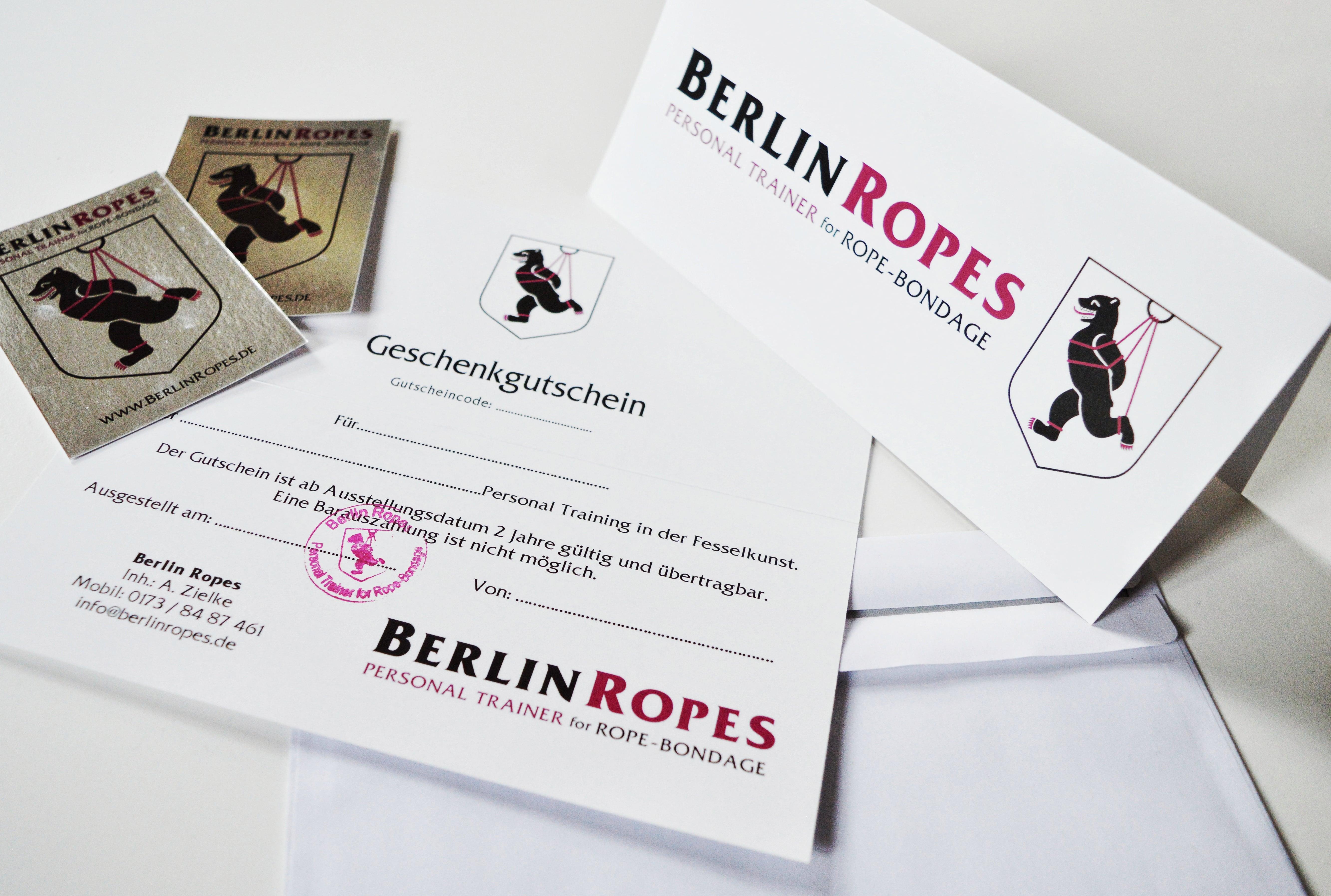 Bondage kurs berlin